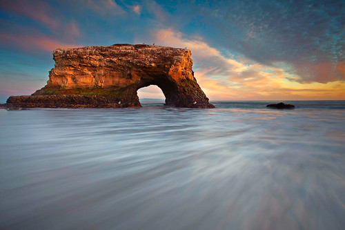 Natural Bridges --- Santa Cruz, CA | by peter niu