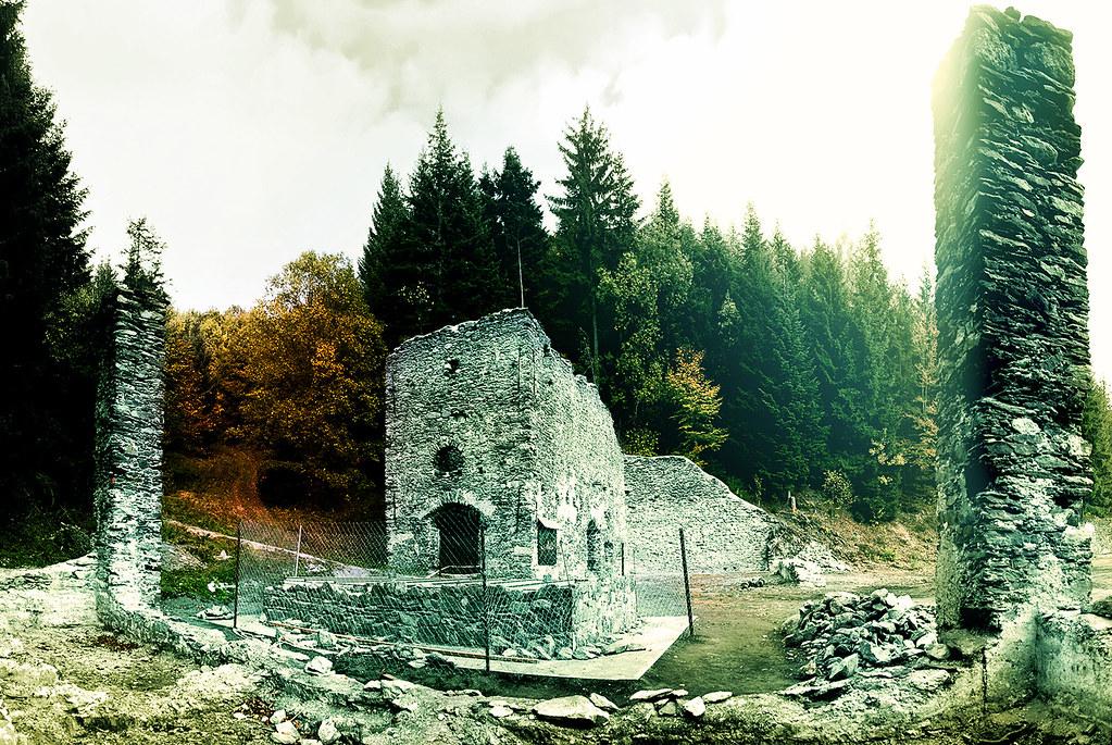 Špania Dolina, saving of Ludovika