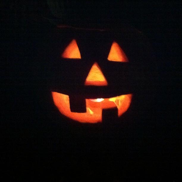 Jack O Lantern Halloween 10 23 11 Carving This Years Ja Flickr