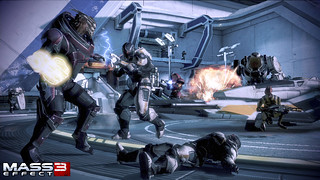 Mass Effect 3 for PS3: Co-op | by PlayStation.Blog