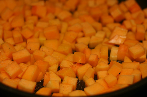 butternut squash risotto 2 | by crumblycookie