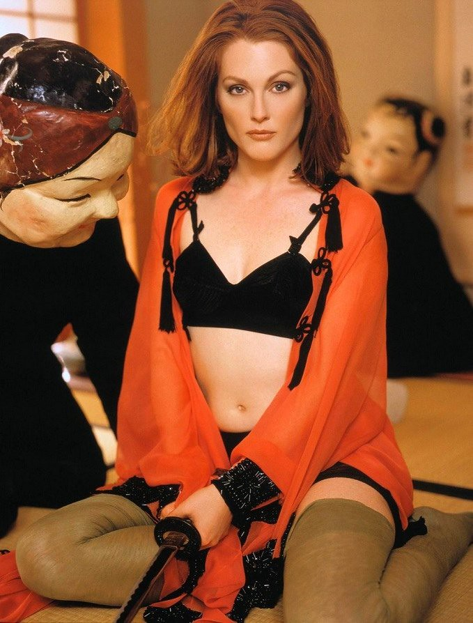 Julianne moore in map to the stars Part 7 8