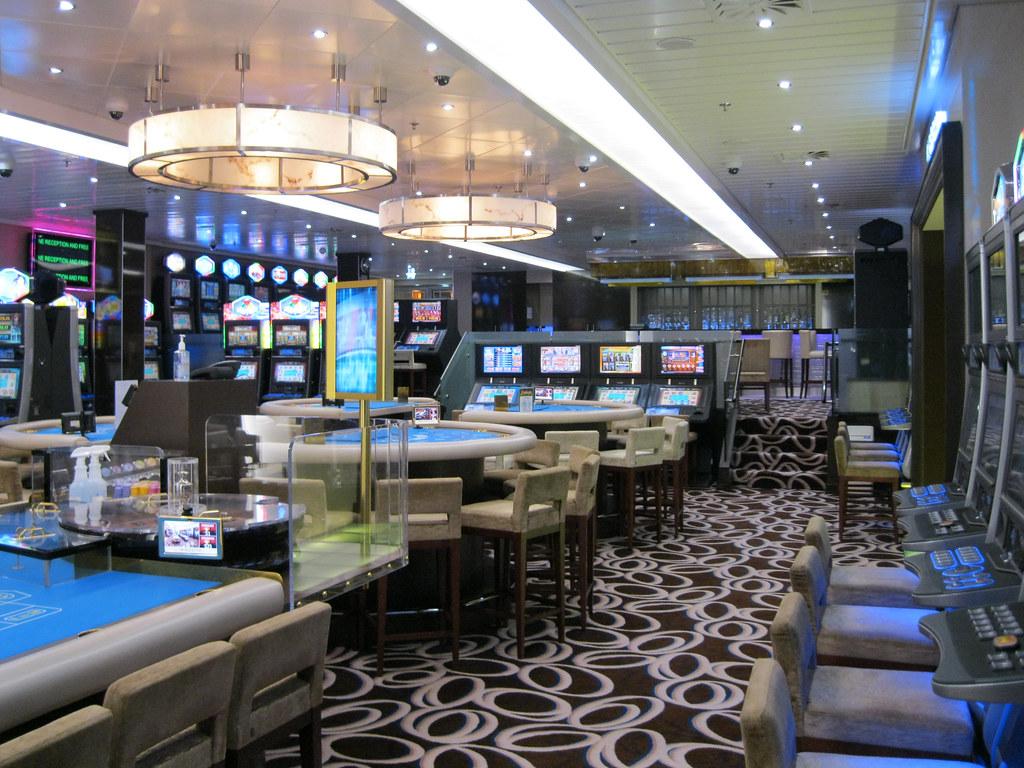 pacific casino