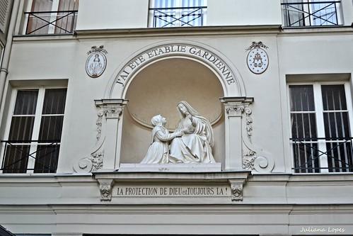 Chapelle Notre Dame de la Medaille Miraculeuse