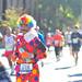 NYC Marathon / Clown