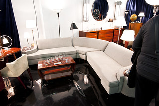 Chelsea Antique Show - Vinatge Sofa | by nicknamemiket