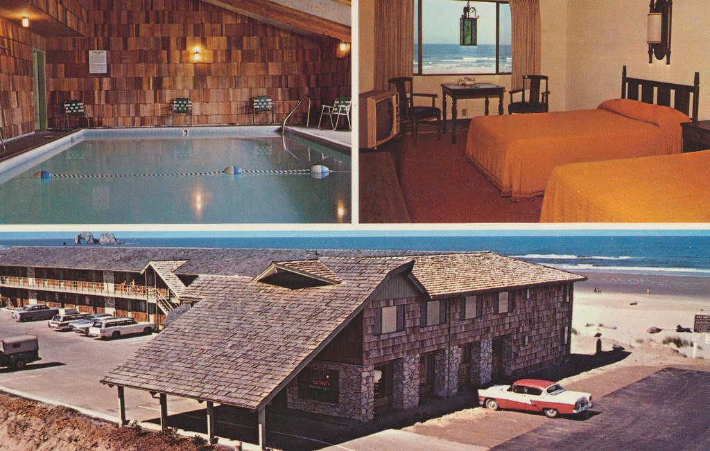 Silver Sands Motel - Rockaway, Oregon