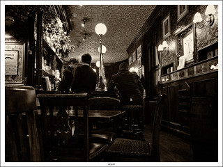 London views: A pub... | by Strange Artifact