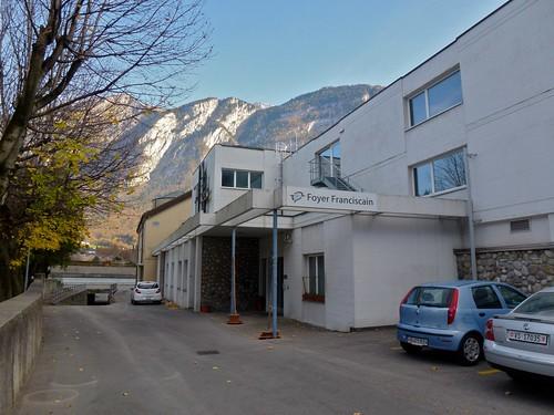 Hotel Foyer Franciscain Saint Maurice : St maurice foyer franciscain le