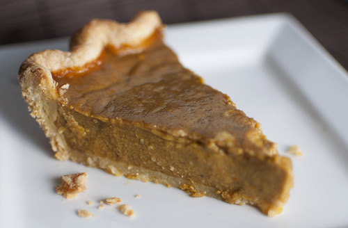 Spicy Pumpkin Pie | by nervouschef