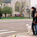 Walk the Dog ~ Get an Ice Cream Cone ~ Howell, Michigan