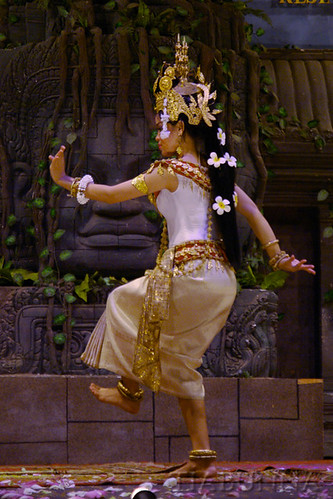 Cambodian dancer | by tiabunna
