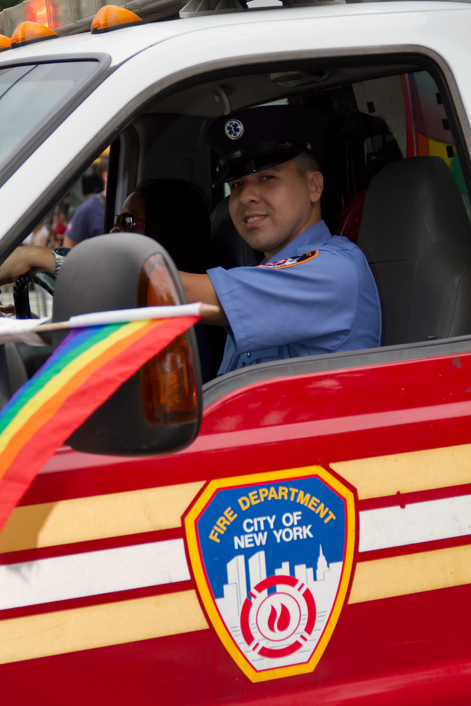 fdny ambulance driver by philiprobertson fdny ambulance driver by philiprobertson