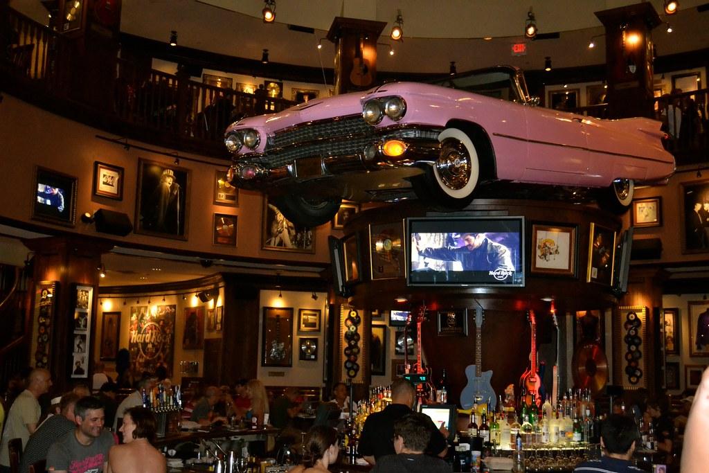 Hard Rock Cafe Universal Florida