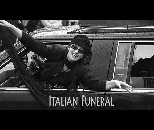 Italian Funeral | by Paul - Somers