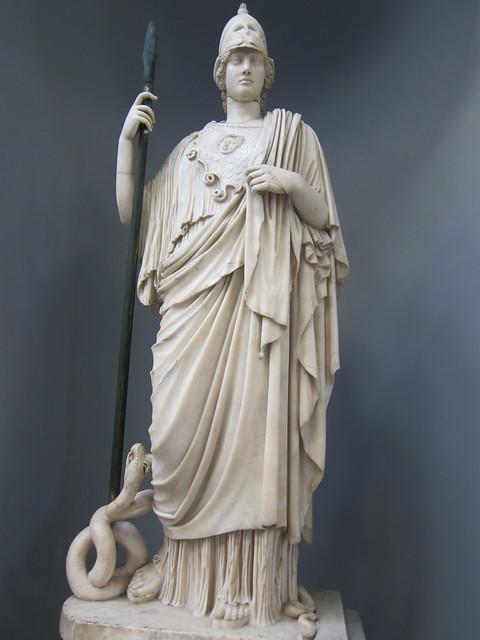 Pallas Athéna