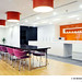 Office design by M Moser Associates