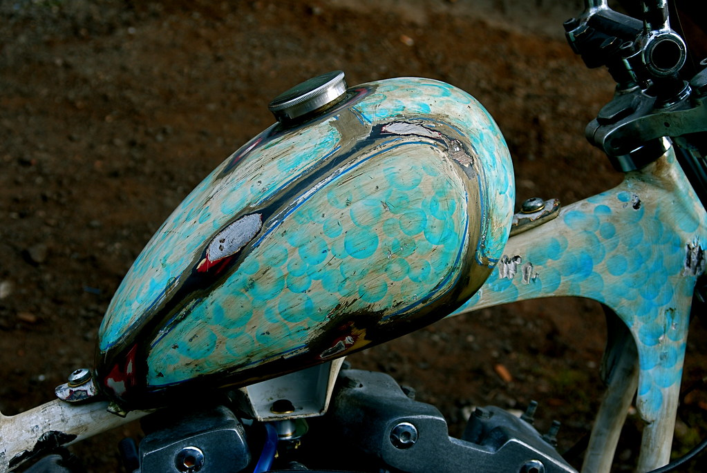 Tone Motorcycle Paint Jobs