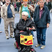 Occupy Wall Street - Angry seniors