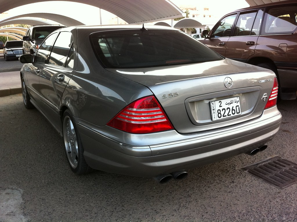 Mercedes Benz S55 Amg W220 2004 Rate This Photo 1 2 3 4