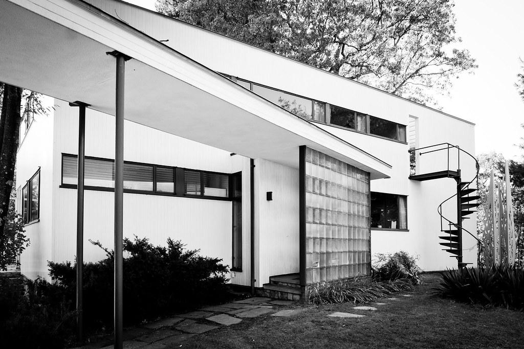 Gropius House bauhaus gropius house walter gropius lincoln massachus flickr