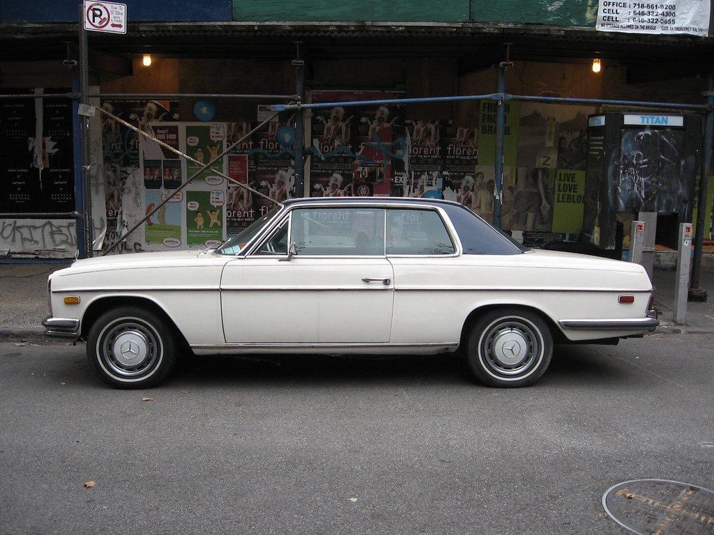 1971 mercedes benz 250c 1971 mercedes benz 250c new york for Mercedes benz in nyc