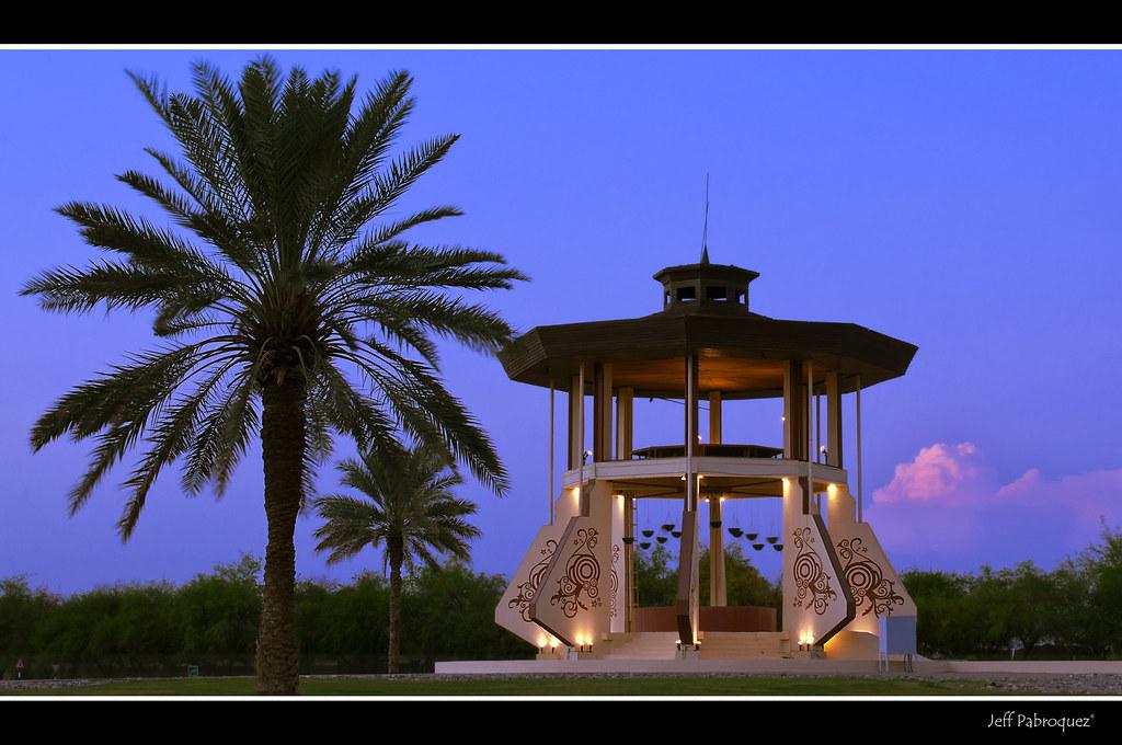 Old lantern roundabout explored al ain abu dhabi must for Diwan roundabout al ain