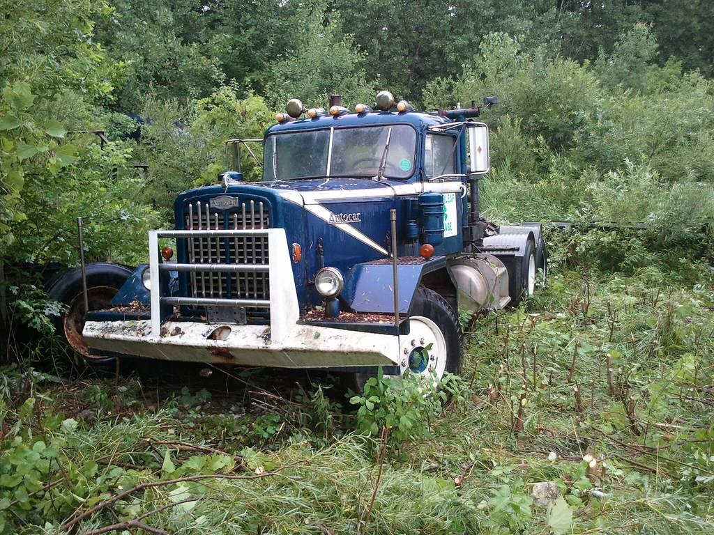 1969 Autocar Truck