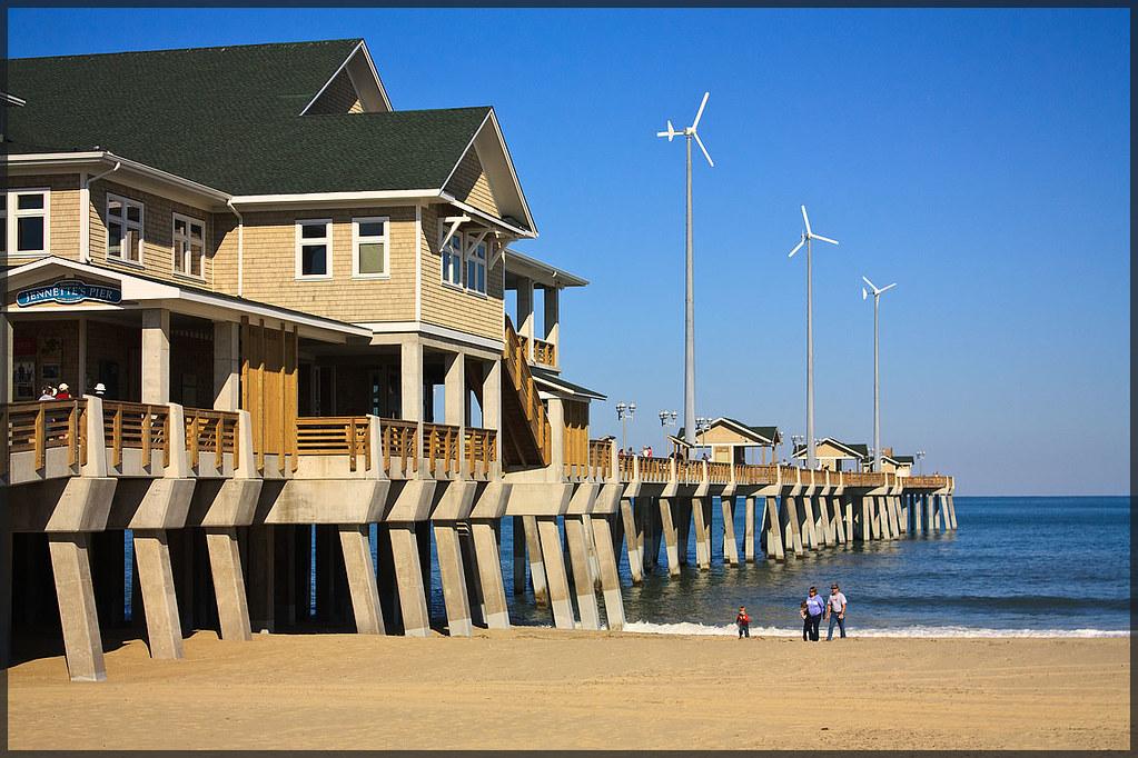 Jenette 39 s pier nags head nc jennette 39 s pier is for Jennette s fishing pier