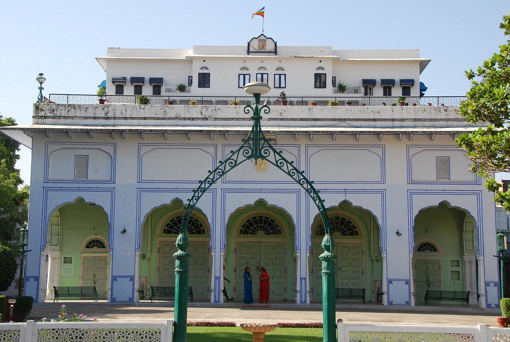 Hotel Diggi Palace Jaipur