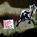 Graffiti. Ystrad-Mynach.