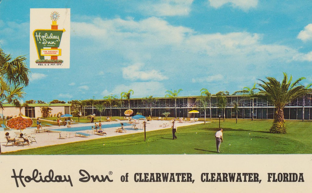 Holiday Inn - Clearwater, Florida