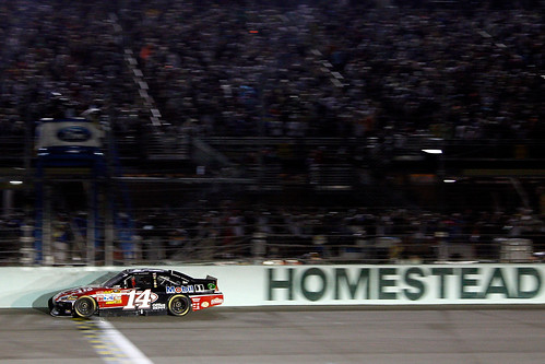Tony Stewart wins it all! | by Homestead-Miami Speedway
