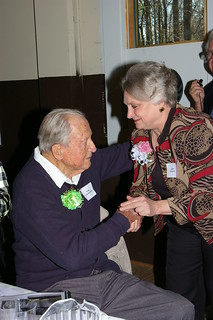 CCC Legacy President Joan Sharpe and CCC Supv Karl Landstrom | by publiclandsday1
