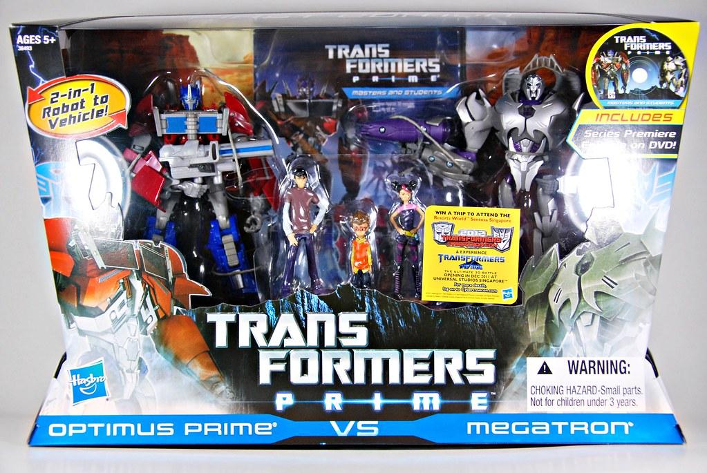 Transformers prime optimus prime vs megatron it 39 s a - Transformers cartoon optimus prime vs megatron ...