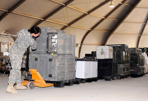 Ready for shipment out of Iraq | by United States Forces - Iraq (Inactive)