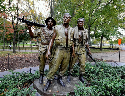 Vietnam Veterans Memorial | by larry wfu