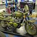 Green Triumph Scrambler