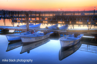 Belmar Marina HDR | by Mike Black photography