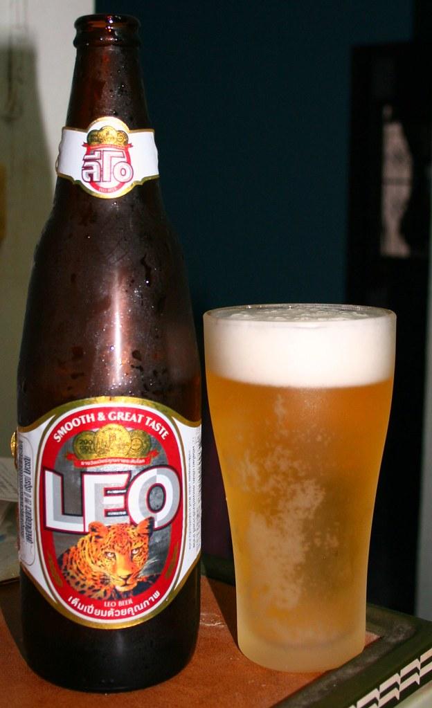 Ice Cold Leo Beer Brunty Flickr