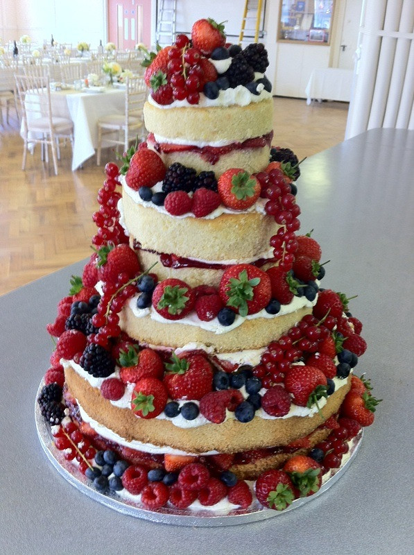 Monter Un Wedding Cake