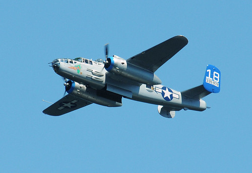 B-25,Tacoma Air Show 4th July11.1 | by Pervez 183A