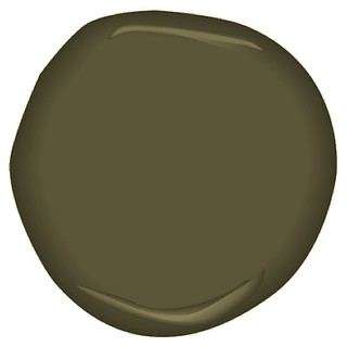 jungle canopy CSP-900 | by Benjamin Moore Colors