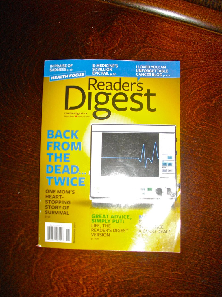 Reader S Digest Food