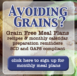 avoiding-grains-button | by HealthHomeHappy.com