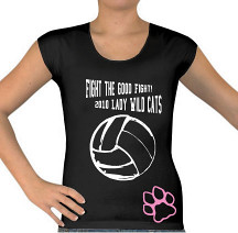 Black Volleyball Tshirt Design Idea | By DesignAShirt.com ...