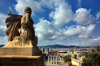 Looking over Barcelona...That Rhymes! | by sminky_pinky100 (In and Out)