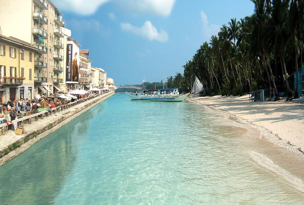 Milano immaginaria navigli con spiaggia milano for Lago con spiaggia vicino a milano