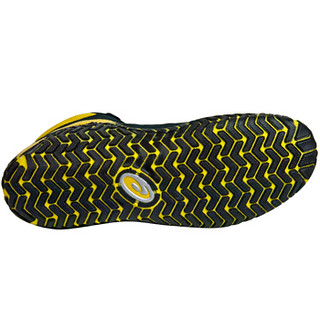 Asics-Aggressor-WrestlingShoes-BlackYellow-13 | by wrestlinggear