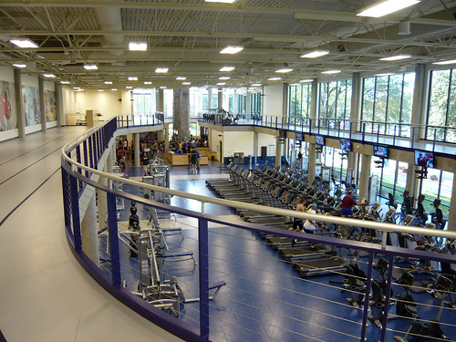 Weight Room - Second Floor View | by ASU Recreation
